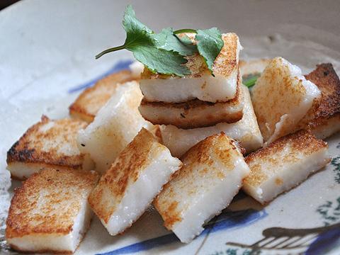 春節吃粿好彩頭 純正蘿蔔糕綿綿ㄟ的滋味