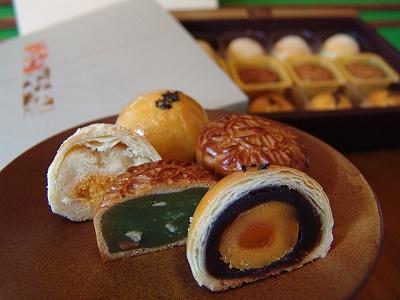 中秋节港式月饼 预购可享八五折图片